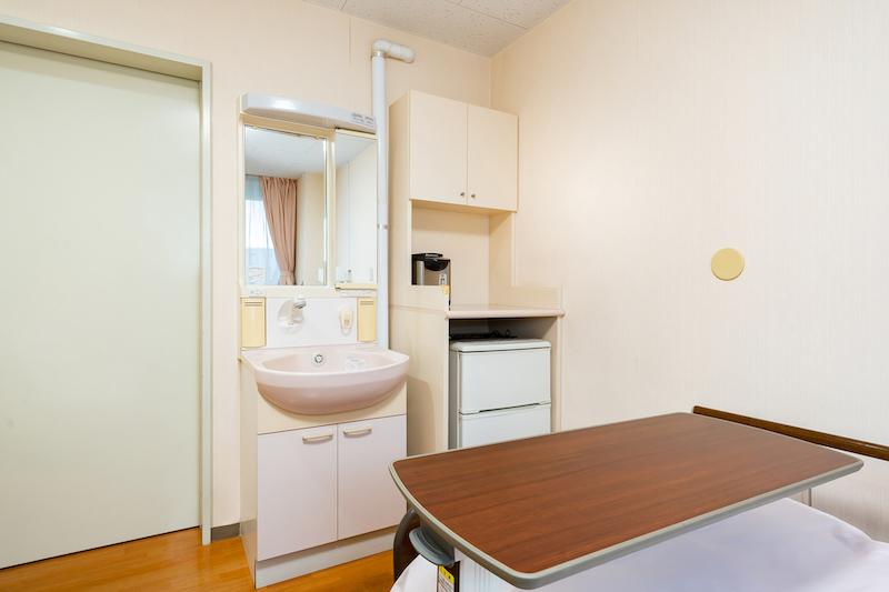 一般病室洗面台